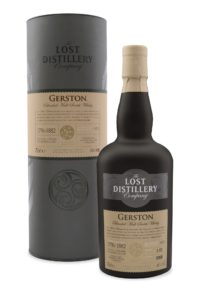 the lost distillery gerston blended malt scotch whisky
