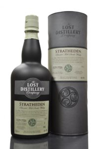 the lost distillery stratheden blended malt scotch whisky