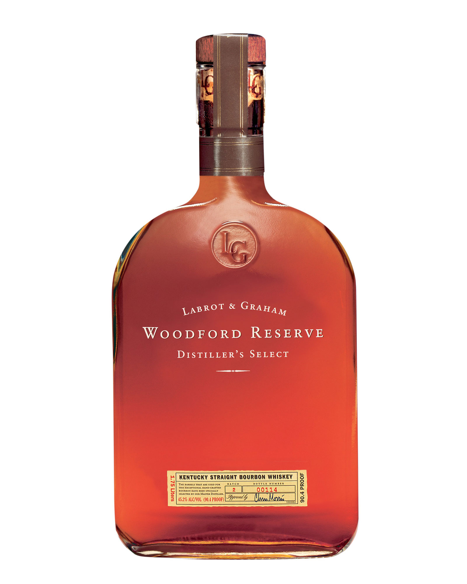 Woodford Reserve Kentucky Bourbon Chocolate Cake