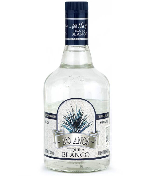 100 Anos Blanco Tequila