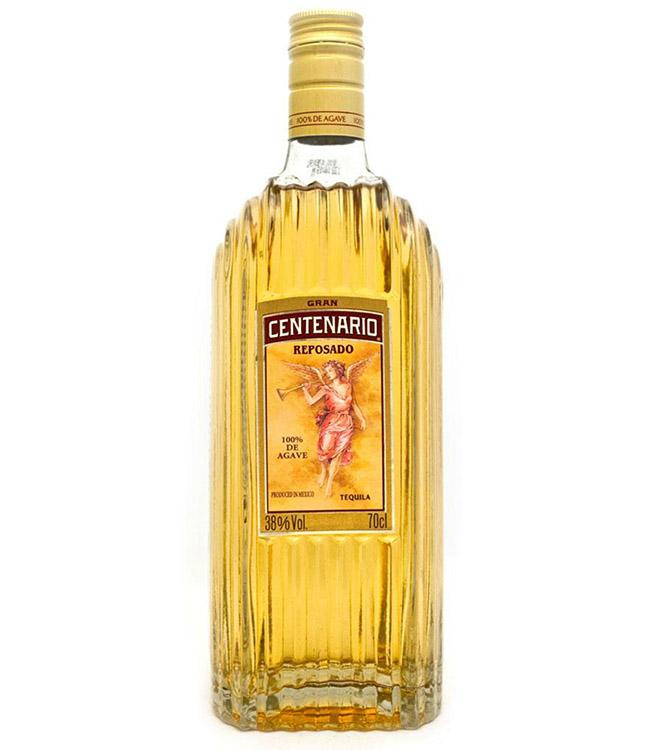 Gran centenario reposado tequila