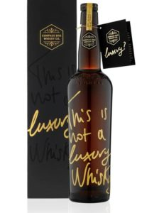 Compass Box This Is Not A Luxury Whisky